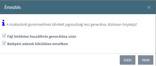 jogosultsági opció)